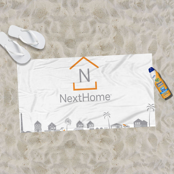 NH Beach Towel