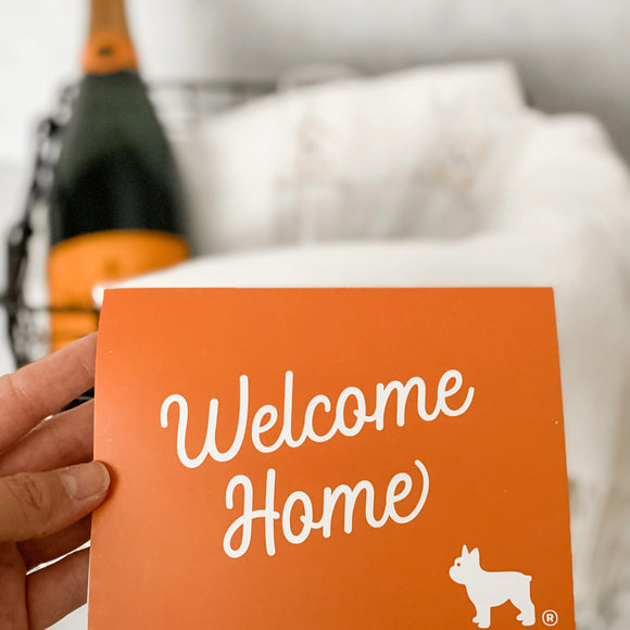 Welcome Home Cards (Pack of 10)