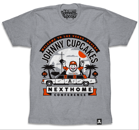Johnny Cupcakes Vegas Tee