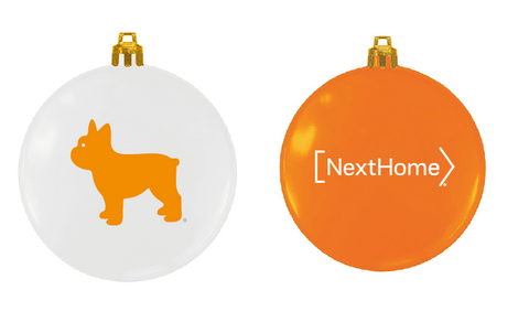 Luke + NH Ornament (2 Pack)