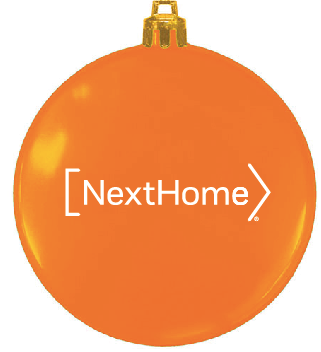 NextHome Holiday Ornament