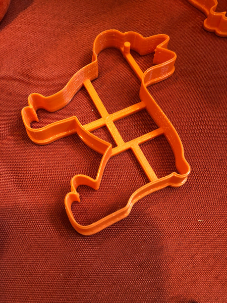 Luke Cookie Cutter