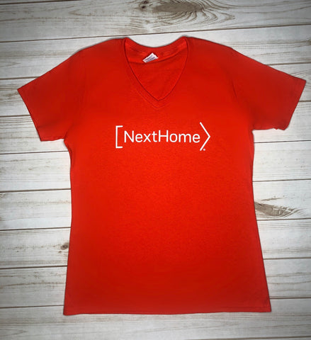 NextHome Women's V Neck