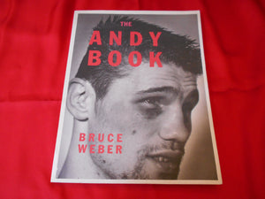 The Andy book | Bruce Weber | Doieisha 1987