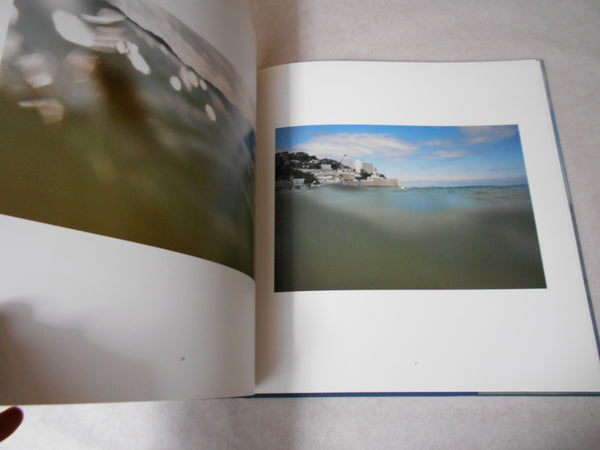 Half awake and half asleep in the water | Asako Narahashi | Nazraeli Press 2007