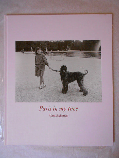 Paris in my time | Mark Steinmetz | Nazraeli Press 2013