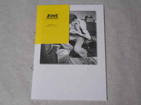 The downtown east side, Zine collection vol.1 | Claire Martin | Editions Bessard 2008  (SIGNED)
