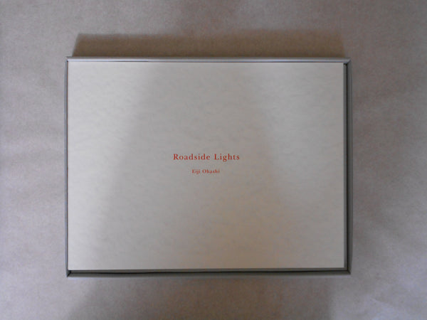Roadside Lights special edition box | Eiji Ohashi | Case Publishing 2018  (SIGNED)