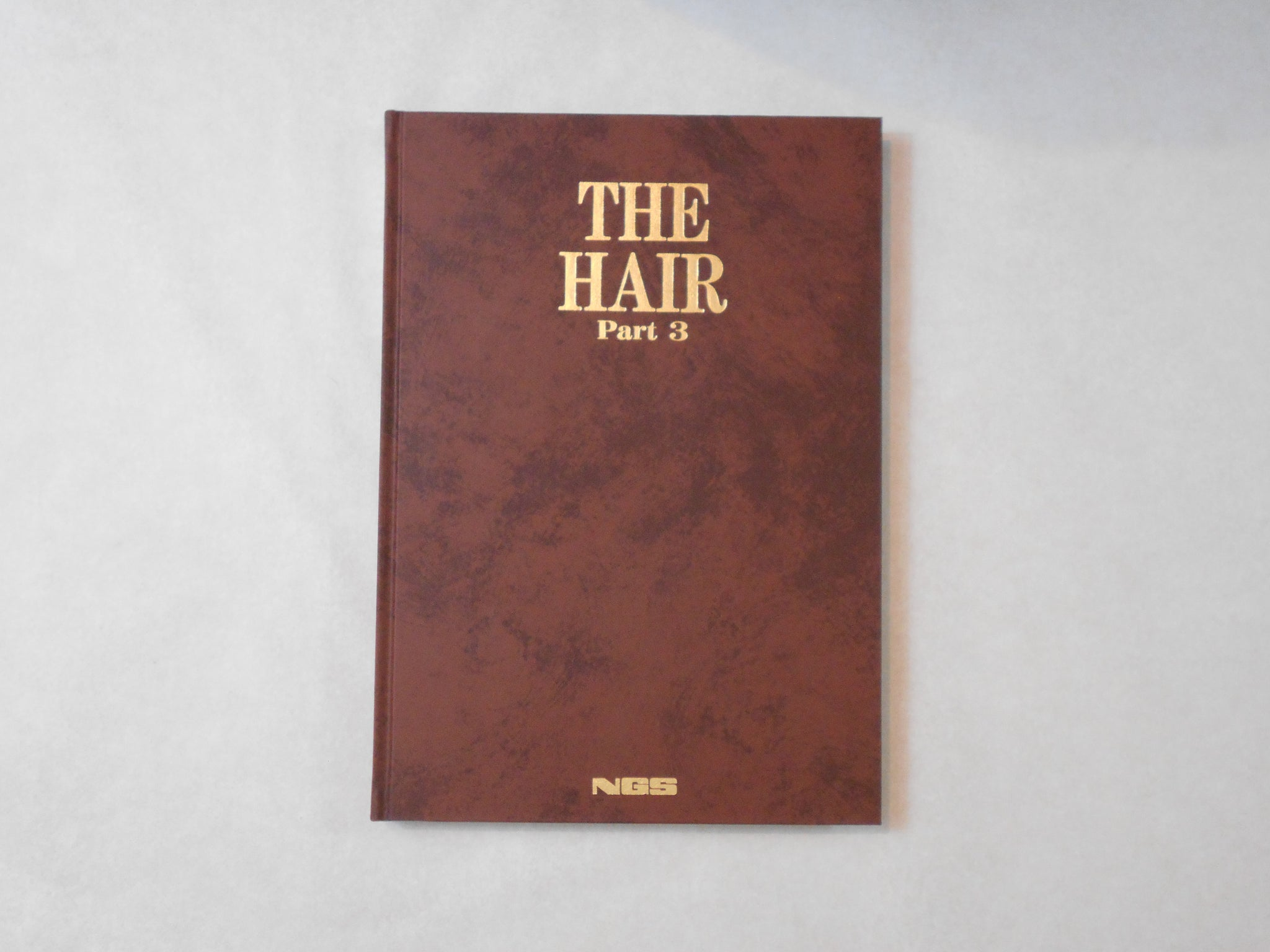 The Hair part 3 GB - AA.VV. - Nippon Geijustu Shuppan 1984