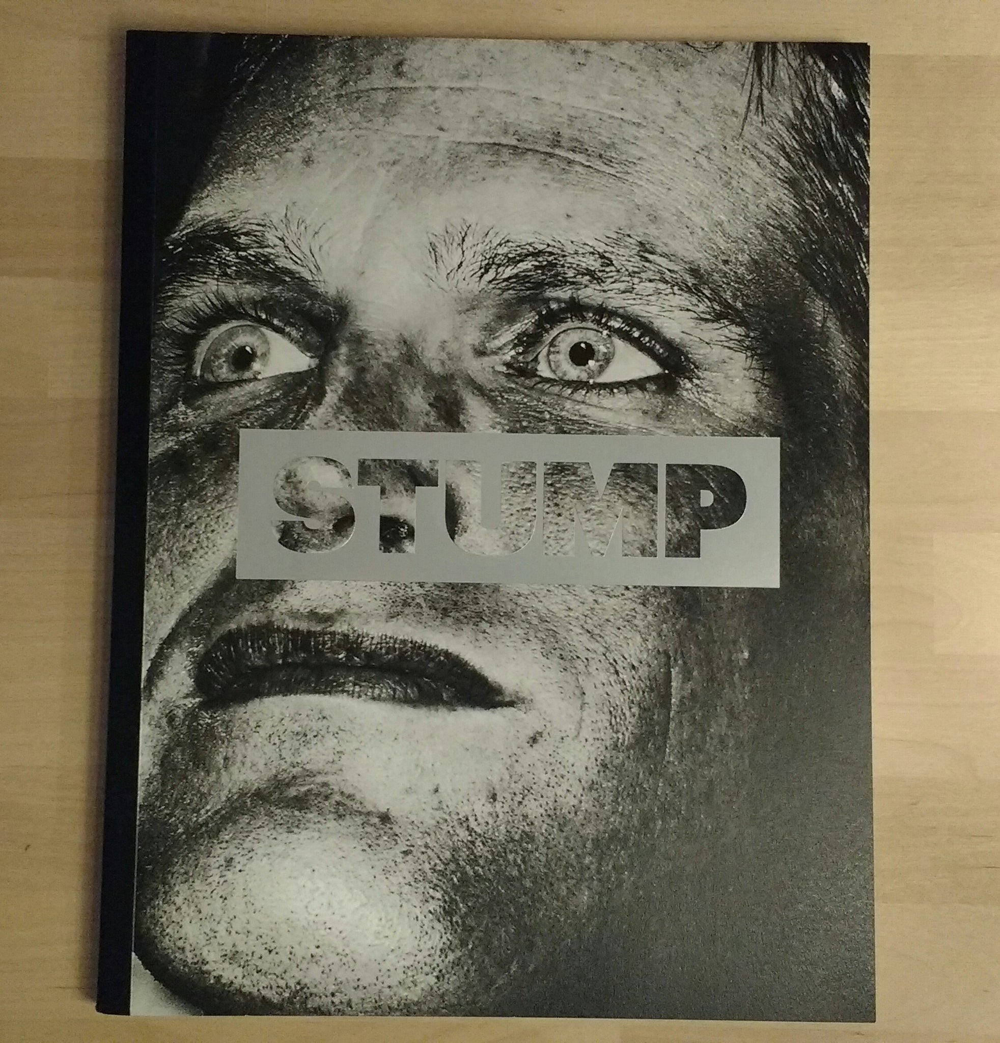 Stump | Christopher Anderson | RM 2013  (SIGNED)