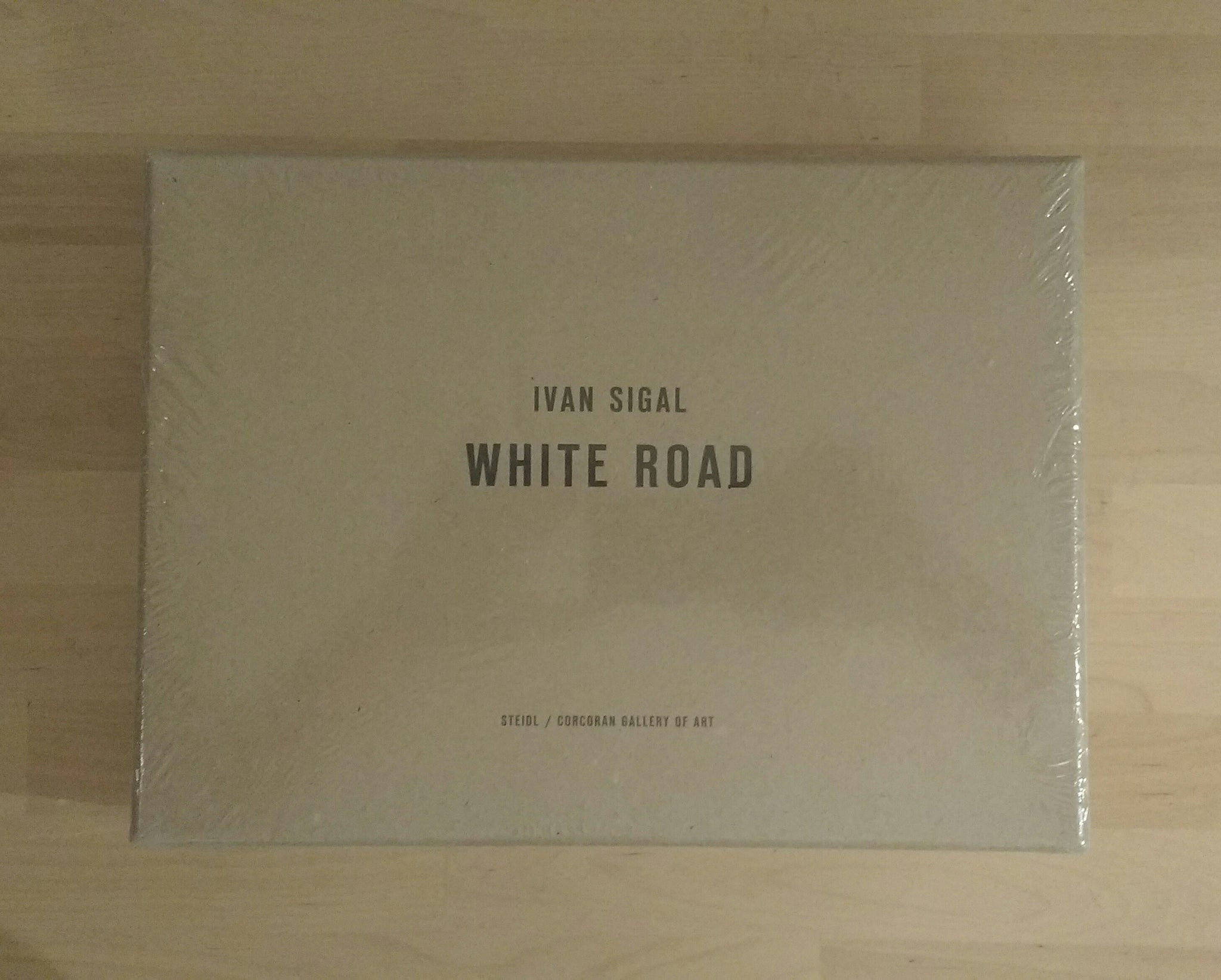 White Road | Ivan Sigal | Steidl 2012