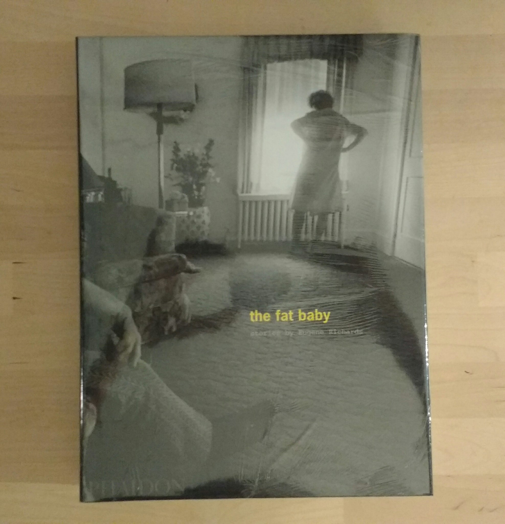 The fat baby | Eugene Richards | Phaidon