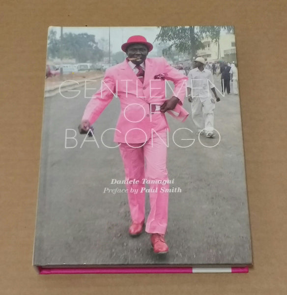 Gentlemen of Bacongo | Daniele Tamagni | Trolley Books, 2009