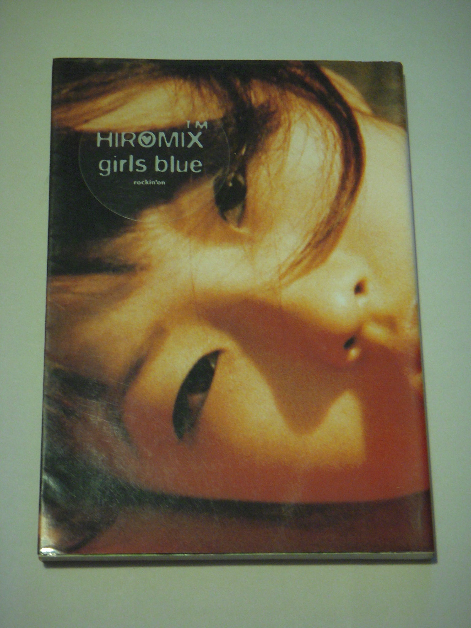 Girl's blue | Hiromix | Rockin'on 1997