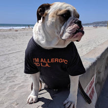 Load image into Gallery viewer, I'M ALLERGIC TO L.A. Kids tee