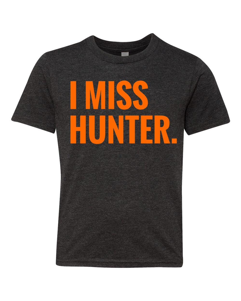 I MISS HUNTER. Kids t-shirt