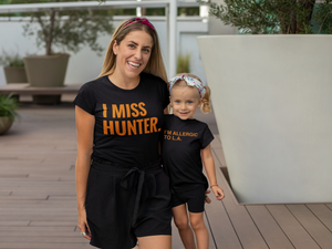I MISS HUNTER. Unisex T-shirt