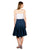 Indigo blue skirt for women and girls online india