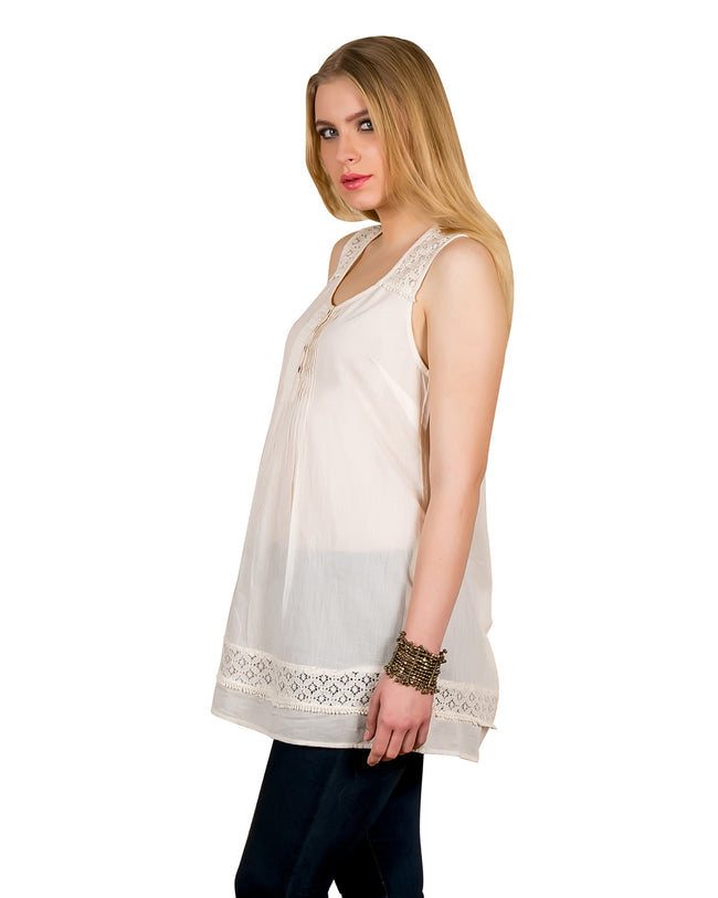 antique white tops online for women and girls