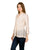 off white Quarter sleeves Tunic tops online