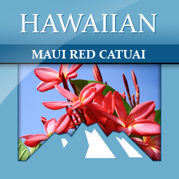 Hawaiian Maui Red Catuai