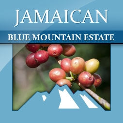 Jamaica Blue Mountain Estate Coffee, Grade #1