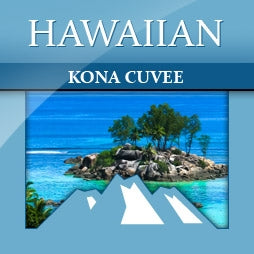 Hawaiian Kona Cuvee Coffee