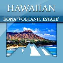 Hawaiian Kona 'Volcanic Estate' Coffee