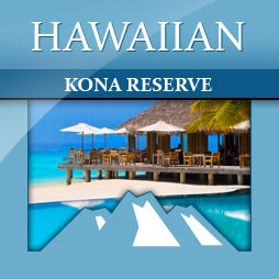 Hawaiian Kona Reserve Coffee