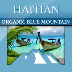 Organic Haiti Blue Mountain Coffee