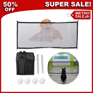 Portable Child & Pet Safety Fence
