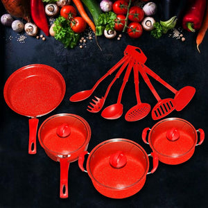 Non-Stick Cookware Set (13 PIECES)