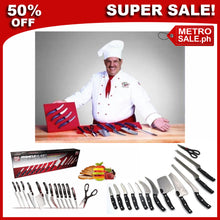 Load image into Gallery viewer, BEST SELLER!!! 13 IN 1 Authentic Blades Knife Set
