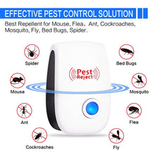 Load image into Gallery viewer, (ALMOST SOLD OUT & BUY 1 TAKE 2!) GreatHouse™ Ultrasonic Pest Repeller