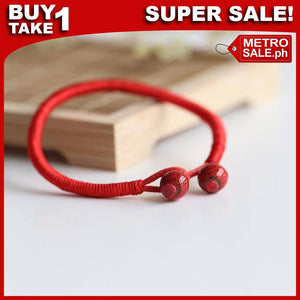 Lucky Red Mantra Bracelet (Buy 1 take 1)