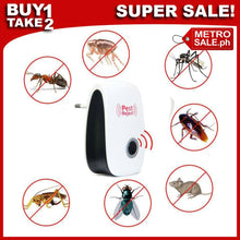 Load image into Gallery viewer, (ALMOST SOLD OUT & BUY 1 TAKE 1!) GreatHouse™ Ultrasonic Pest Repeller