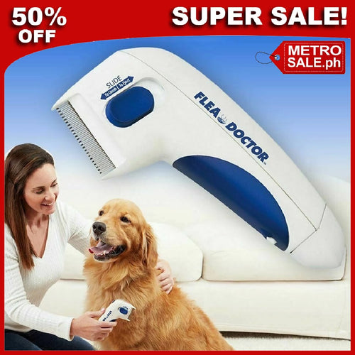 Professional Electric Pet Flea Comb Eliminator