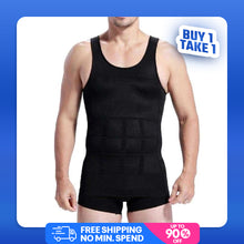 Load image into Gallery viewer, BUY 1 TAKE 1 - LeanNLift Body Shaper Vest For Men