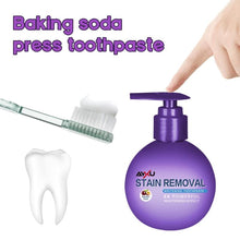 Load image into Gallery viewer, Toothy Fruity Intensive Stain Removal Whitening Toothpaste