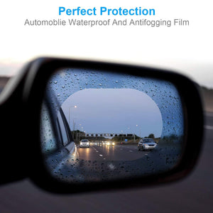Rainproof Anti- Glare & Fog Film (BUY 1 TAKE 1)