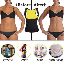 Load image into Gallery viewer, Thermo Sweat Body Shaper Vest for Women (BUY 1 TAKE 1)