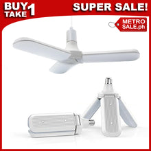 Load image into Gallery viewer, Foldable Fan Blade Ceiling Lamp (BUY 1 GET 2 FREE!)