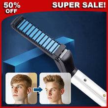 Load image into Gallery viewer, Hair & Beard Fixer Iron for Men (FREE SHIPPING + 50% OFF)
