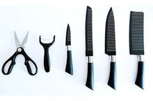 Load image into Gallery viewer, 6 Pieces Kitchen Professional Chef Knife Set