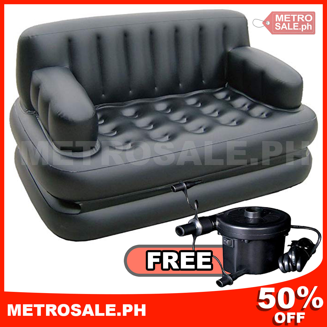 Enjoyable Comfy 5 In 1 Sofa Bed Free Air Pump Gmtry Best Dining Table And Chair Ideas Images Gmtryco
