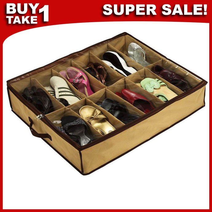 Shoe Under Bed Storage (BUY 1 TAKE 1)
