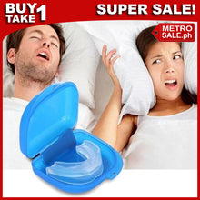 Load image into Gallery viewer, SnoreLax - Anti Snoring Mouthpiece (BUY 1 TAKE 1 FREE!)