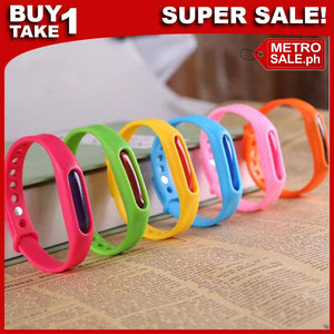 (ALMOST SOLD OUT & BUY 1 TAKE 1!) Anti Mosquito Repellent Wristband