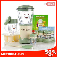 Load image into Gallery viewer, HappyBaby™ Baby Food Blender