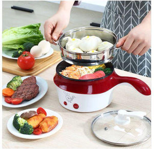 1.2L Multi Cooker with Free Steamer [BIG SALE 70% OFF]